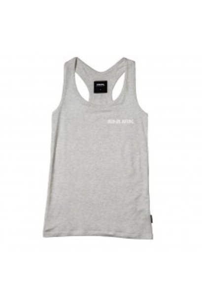Tank - Cotton - Grey - Lge