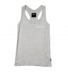 Tank - Cotton - Grey - Med-1