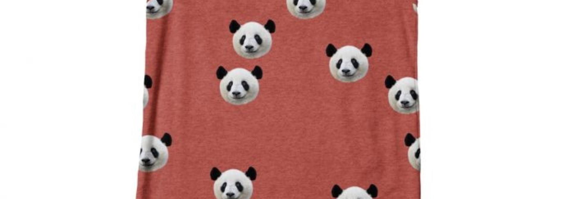 Tank - Cotton - Panda - Sm