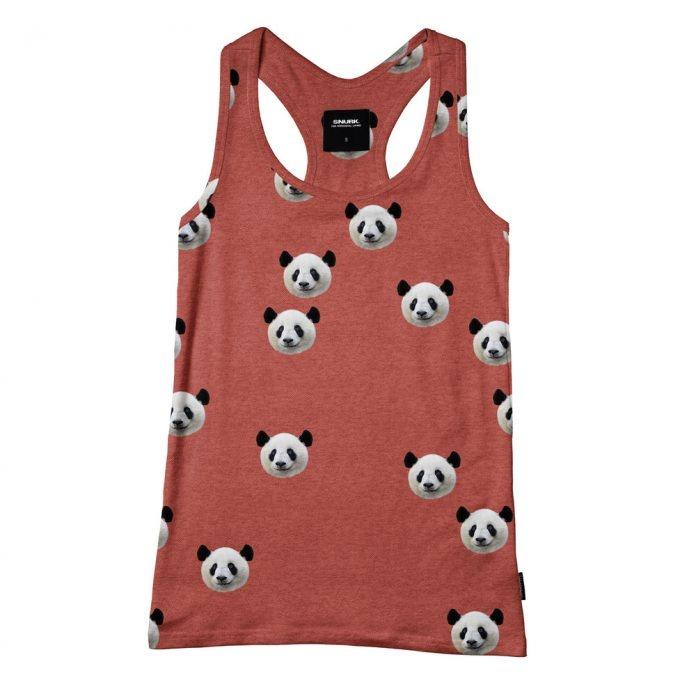 Tank - Cotton - Panda - Sm-1
