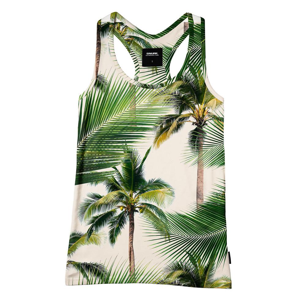 Tank - Cotton - Palm - Lge-1