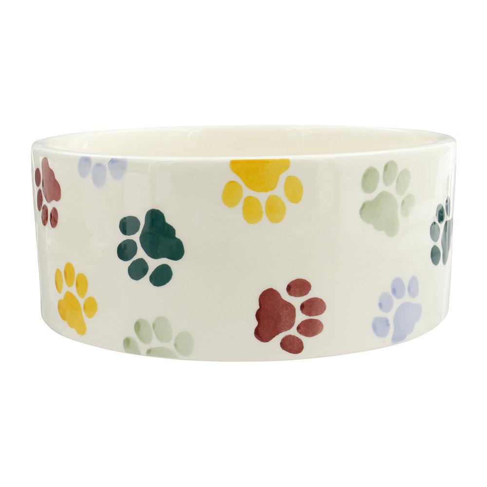 Polka Paws Small Pet Bowl-1