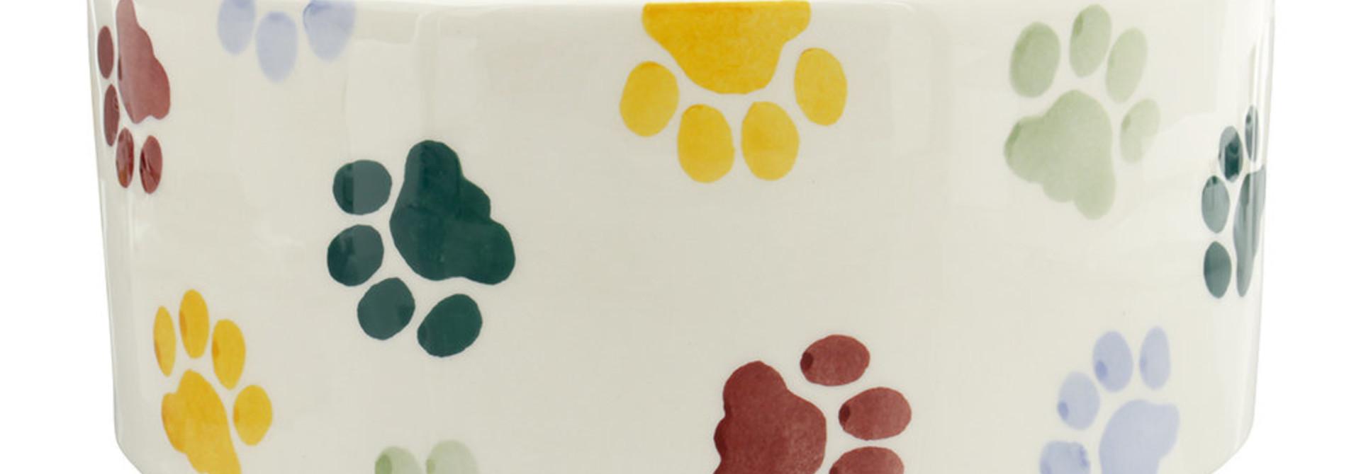 Polka Paws Large Pet Bowl