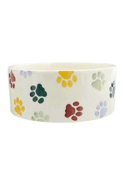 Polka Paws Large Pet Bowl