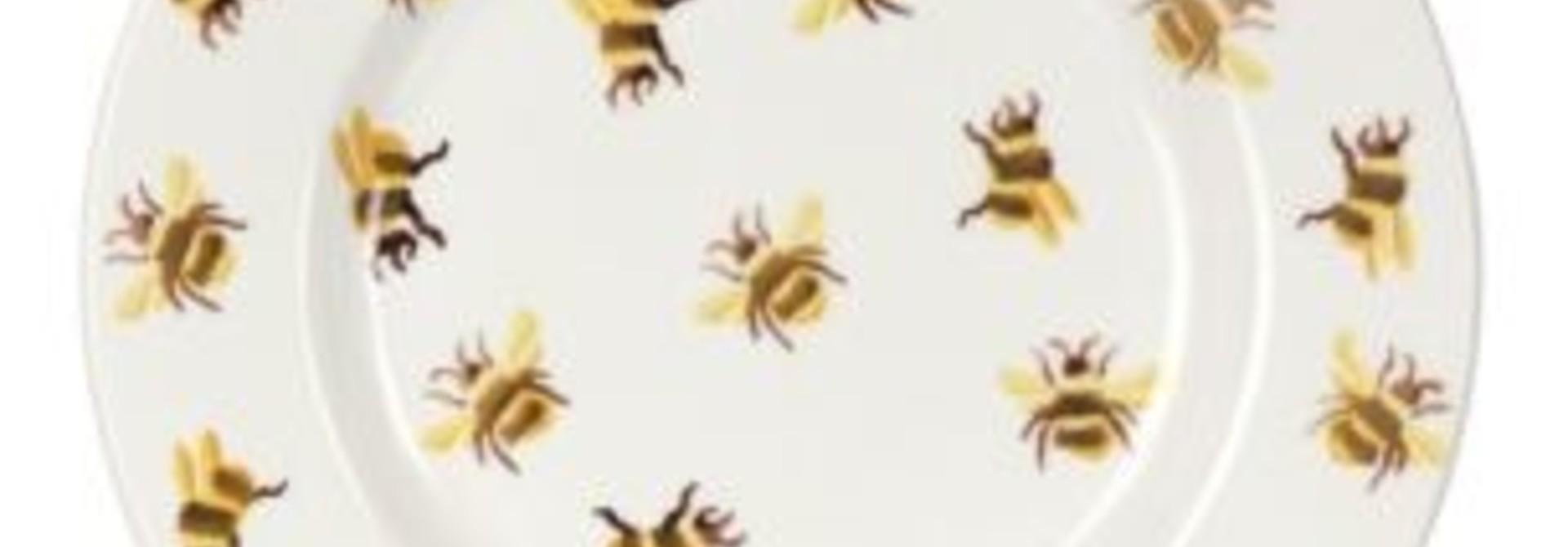 "Plate - Bumblebee - 8.5"""