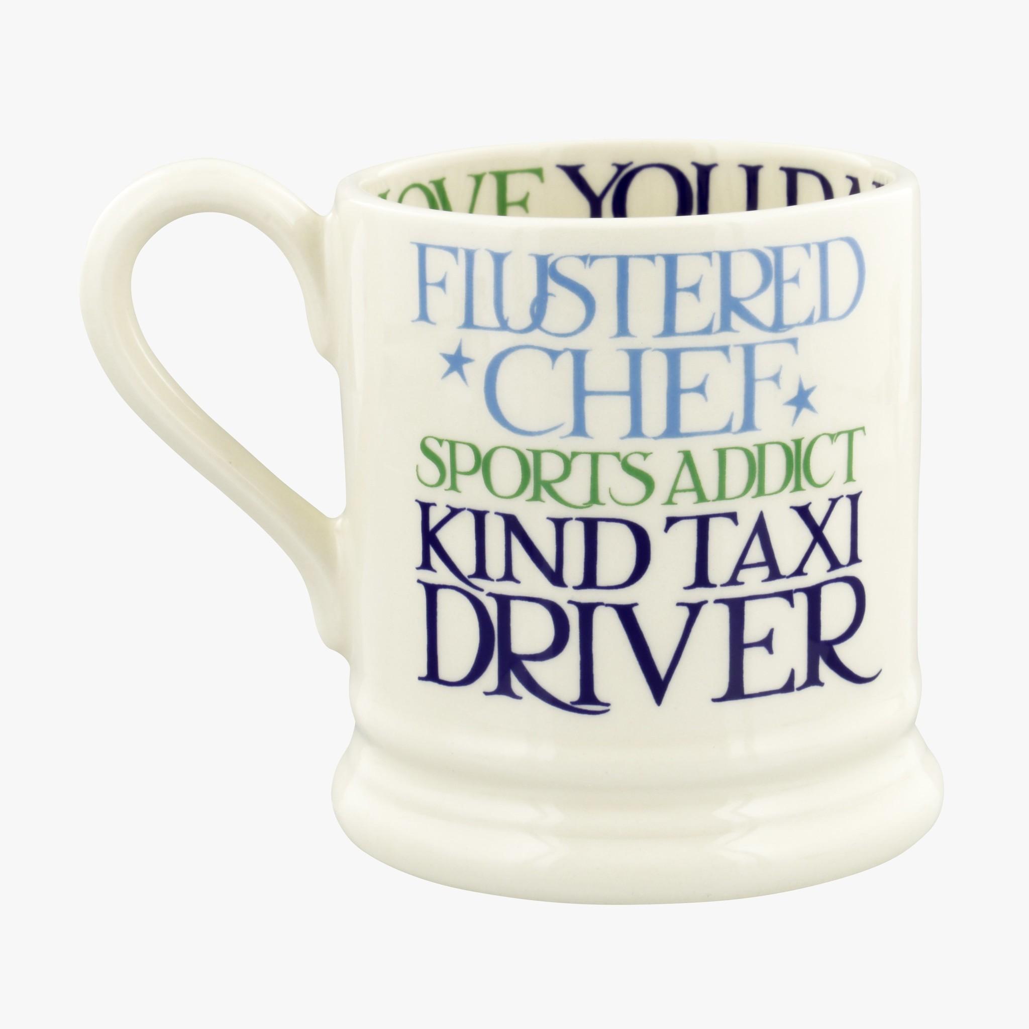 Boxed Wonderful Dad - 1/2 Pint Mug-2