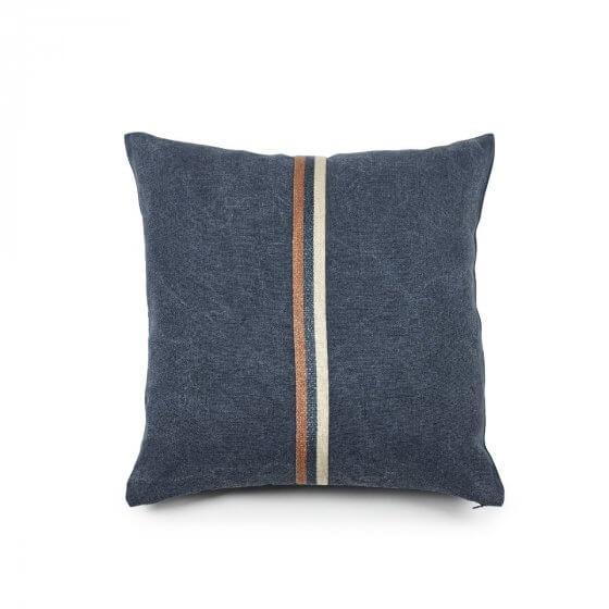 Cushion - Hayden - Lge - Petrol-1