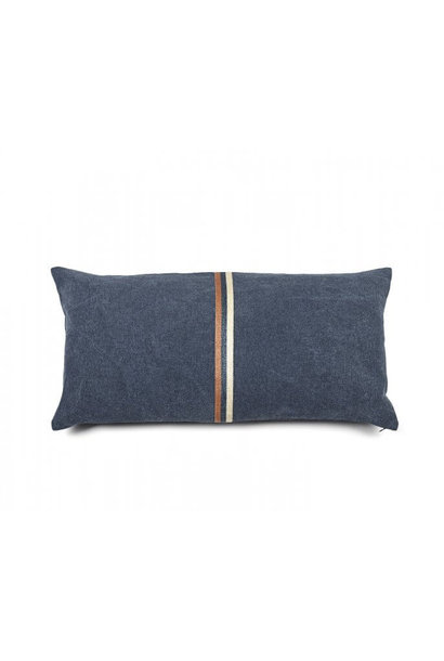 Cushion - Hayden - Lumbar - Petrol