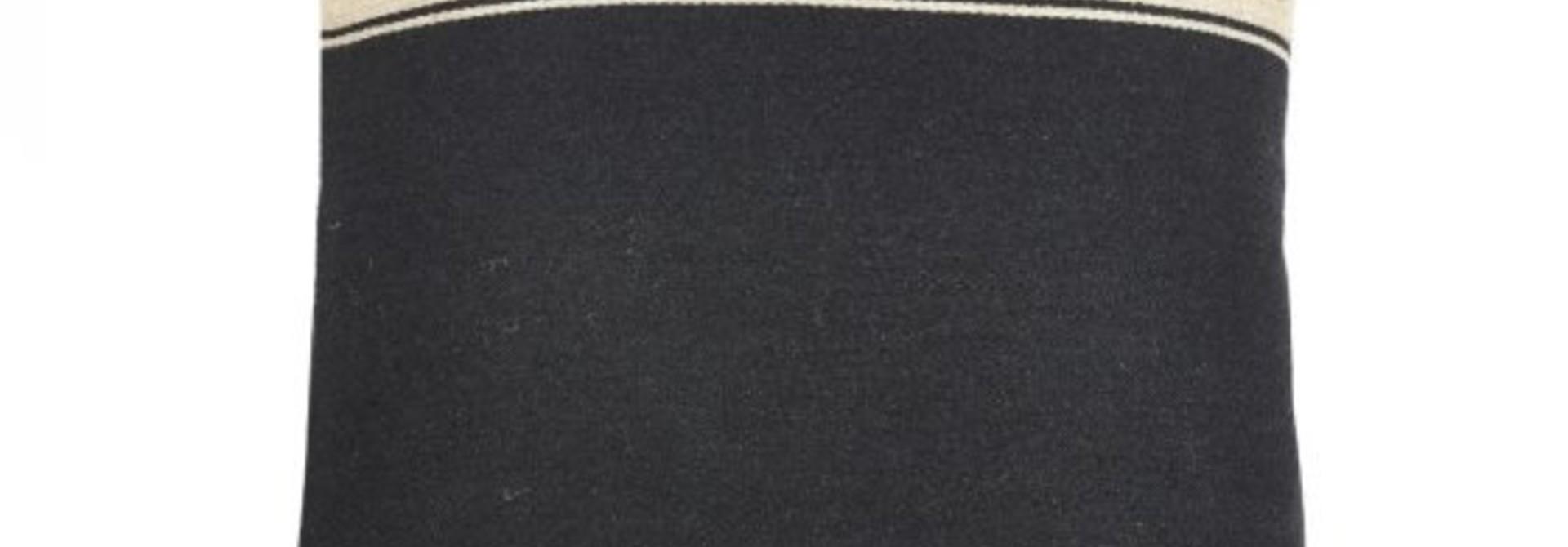 Cushion - Marshall - Black Flax