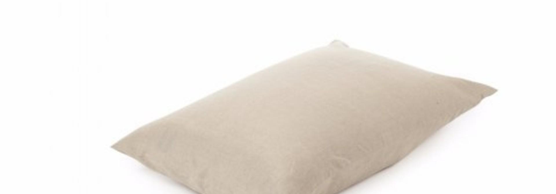Heritage - Lumbar Pillow - Flax