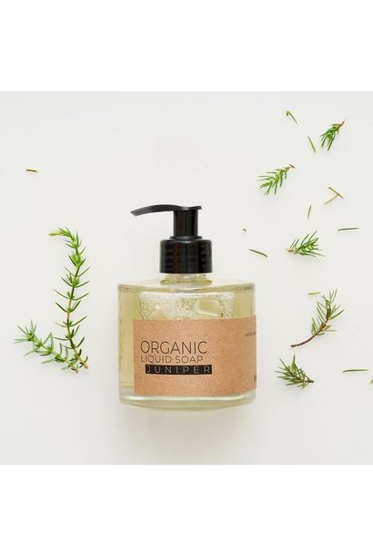 Juniper Organic Liquid Soap