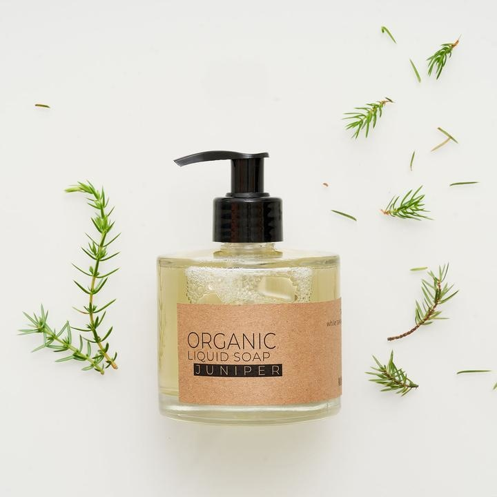 Juniper Organic Liquid Soap-1