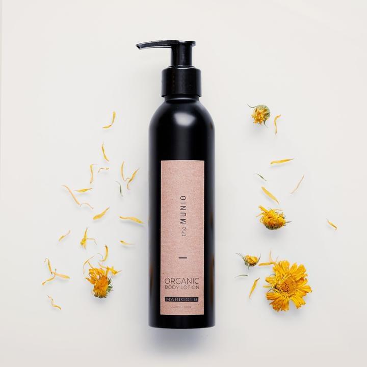 Marigold Organic Body Lotion-1