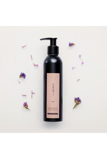Wild Flowers Organic Body Wash