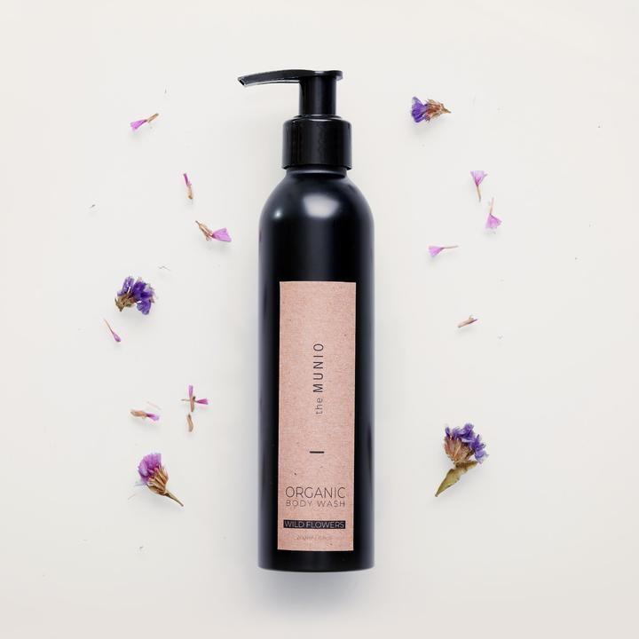 Wild Flowers Organic Body Wash-1