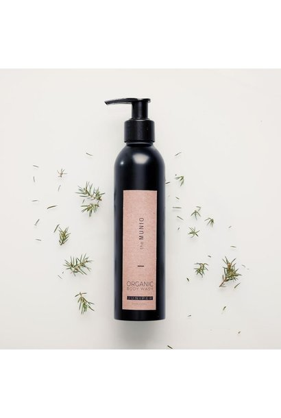 Juniper Organic Body Wash
