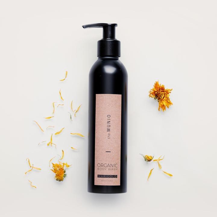 Marigold Organic Body Wash-1