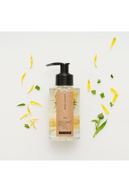 Marigold Organic Body Oil