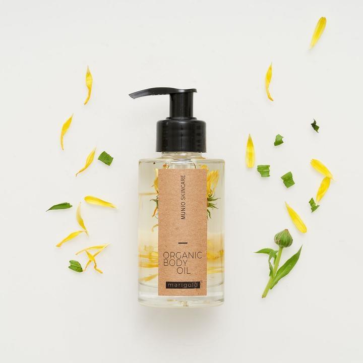 Marigold Organic Body Oil-1