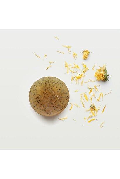 Marigold Organic Scrub Soap Bar