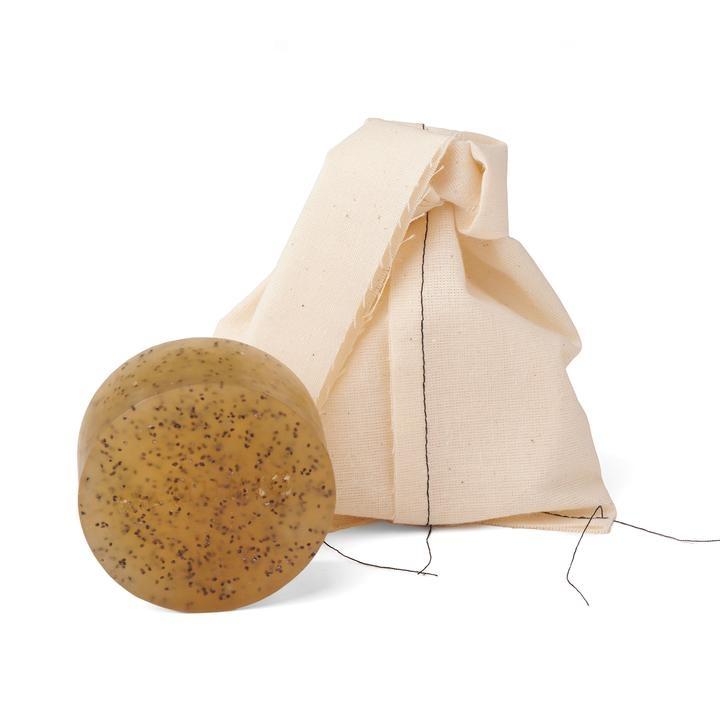 Marigold Organic Scrub Soap Bar-2
