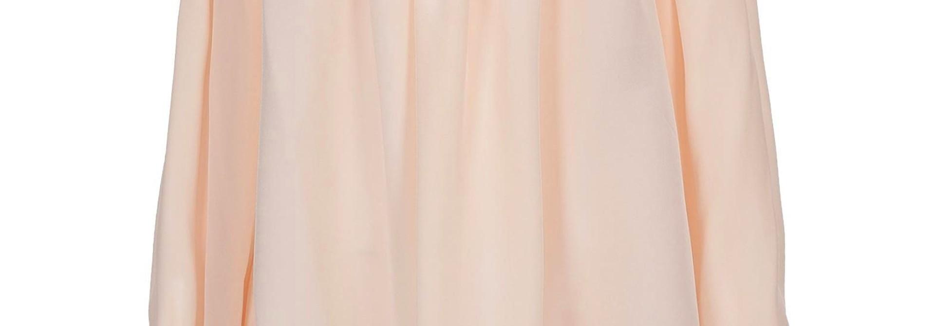Off Shoulder Blouse - Pale Rose - Sz 36