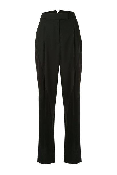 High Waisted Trousers - Sz 40
