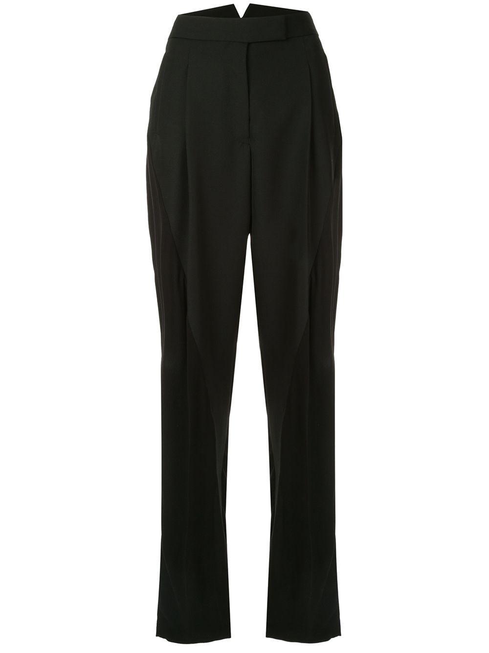 High Waisted Trousers - Sz 36-1