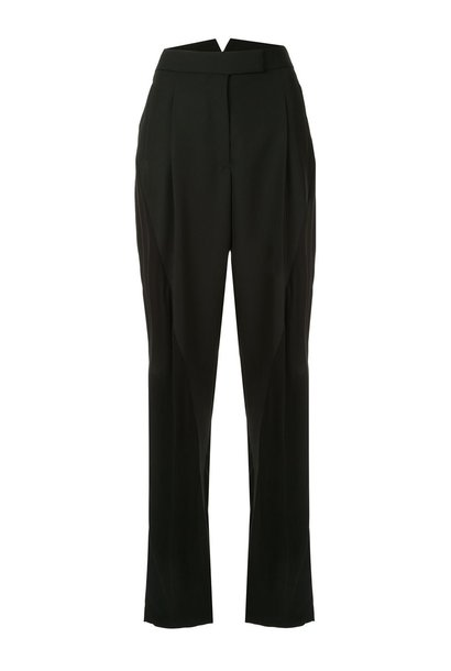 High Waisted Trousers - Sz 38