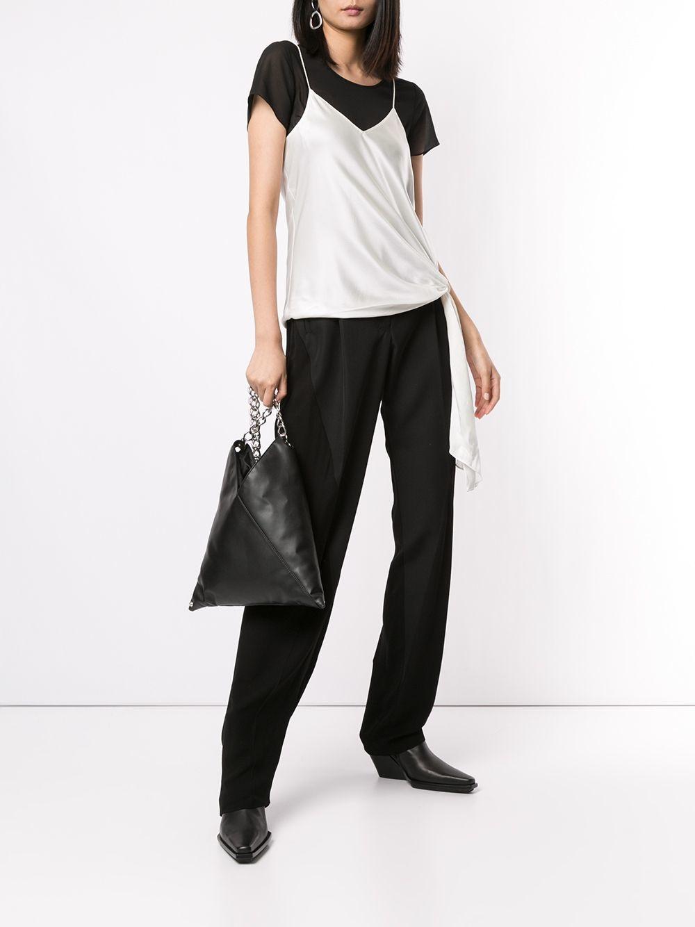 High Waisted Trousers - Sz 36-2
