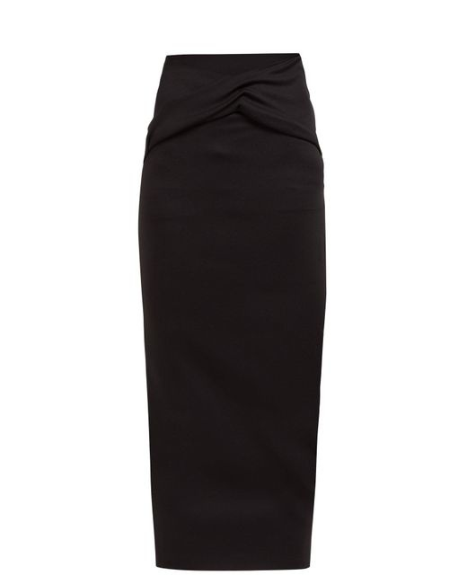 Skirt - Black - Sz 38-1