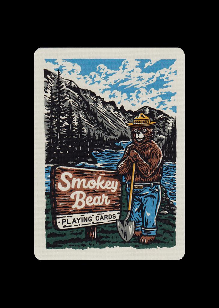 Smokey Bear Playing Cards-1