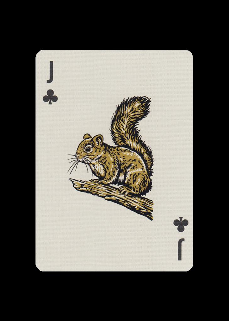 Smokey Bear Playing Cards-2