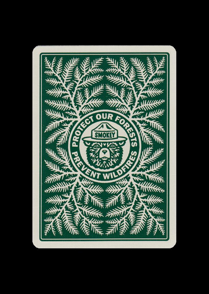 Smokey Bear Playing Cards-3