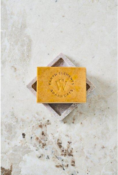 Tumeric + Carrot with Honey Soap