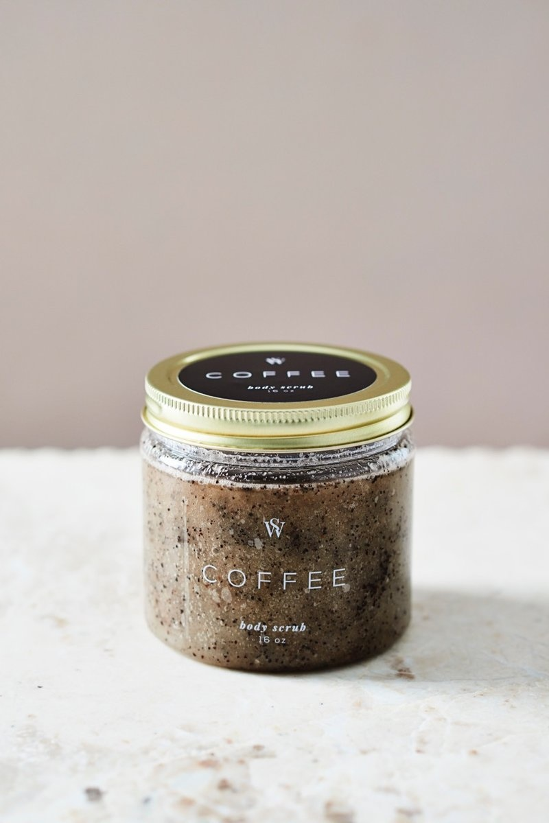 Coffee Body Scrub-1