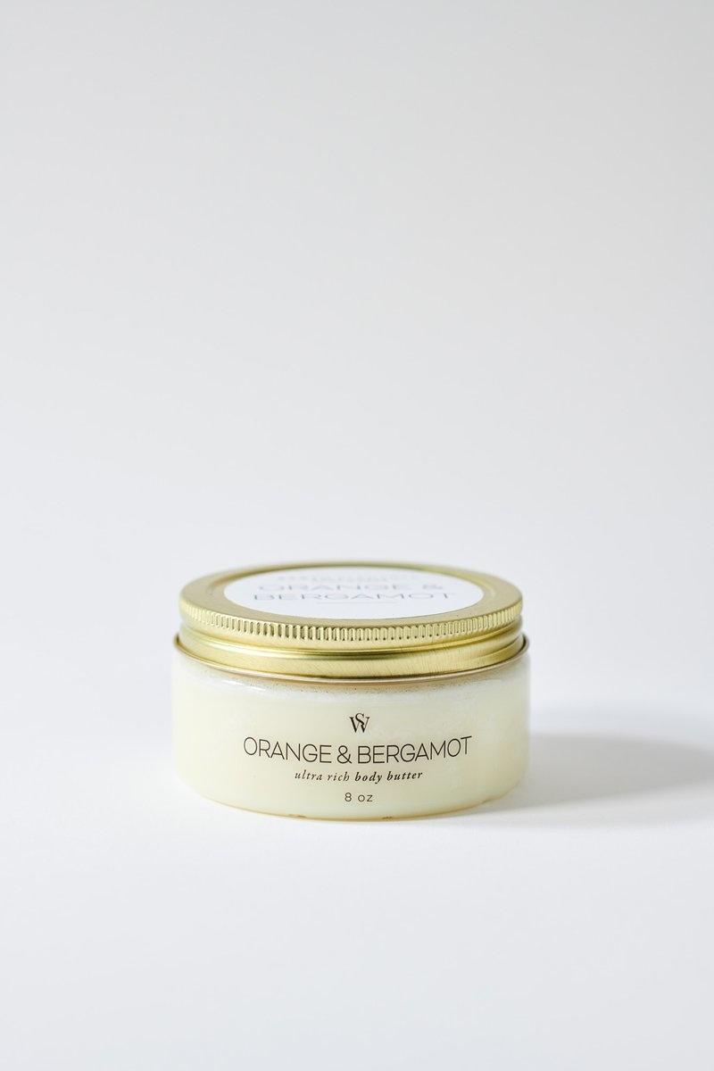 Orange +  Bergamot Body Butter-1
