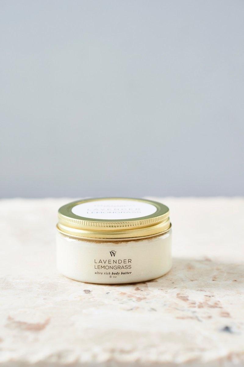 Lavender Lemongrass Body Butter-1