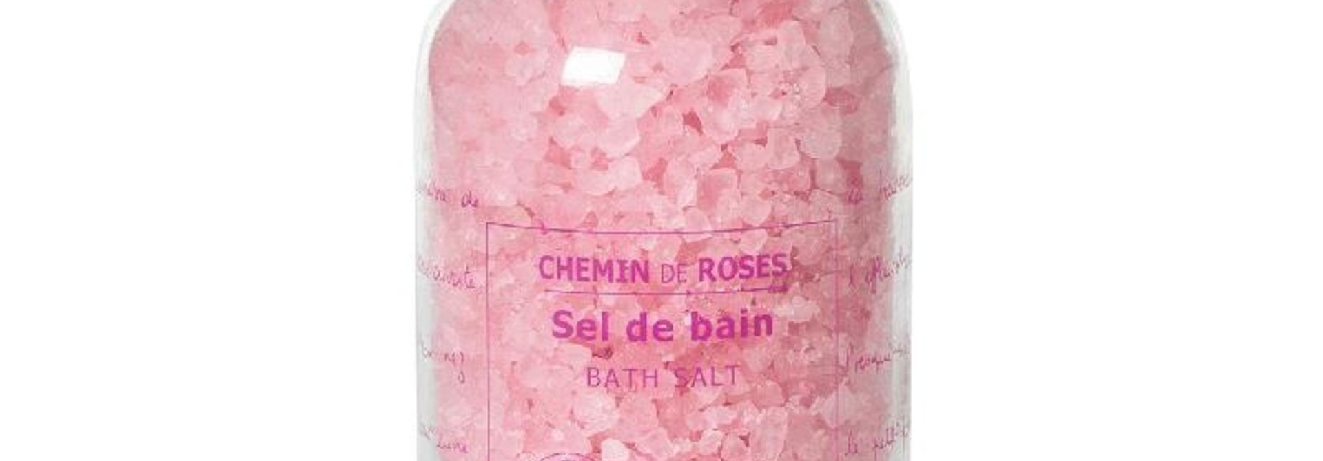 Bath Salts - Roses