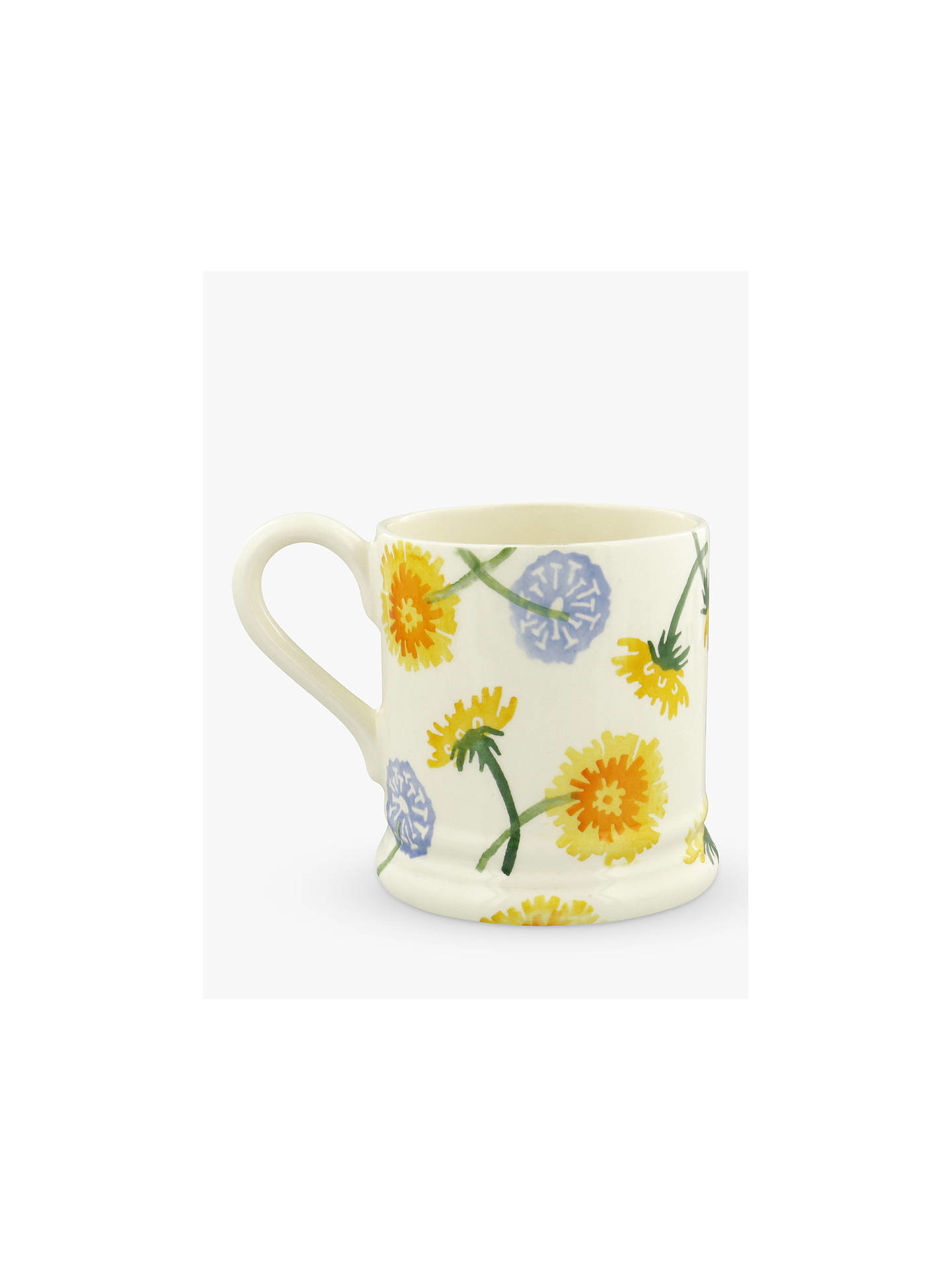 Dandelion - 1/2 Pint Mug-1