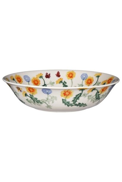 Large Serving Dish - Dandelion
