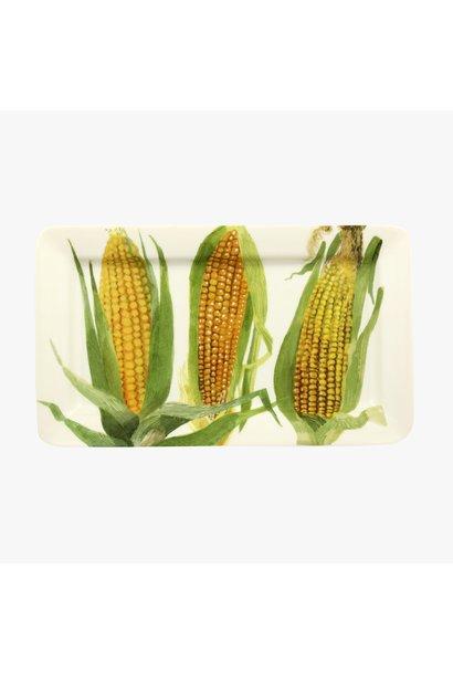 Veg. Garden - Oblong Plate - Med.