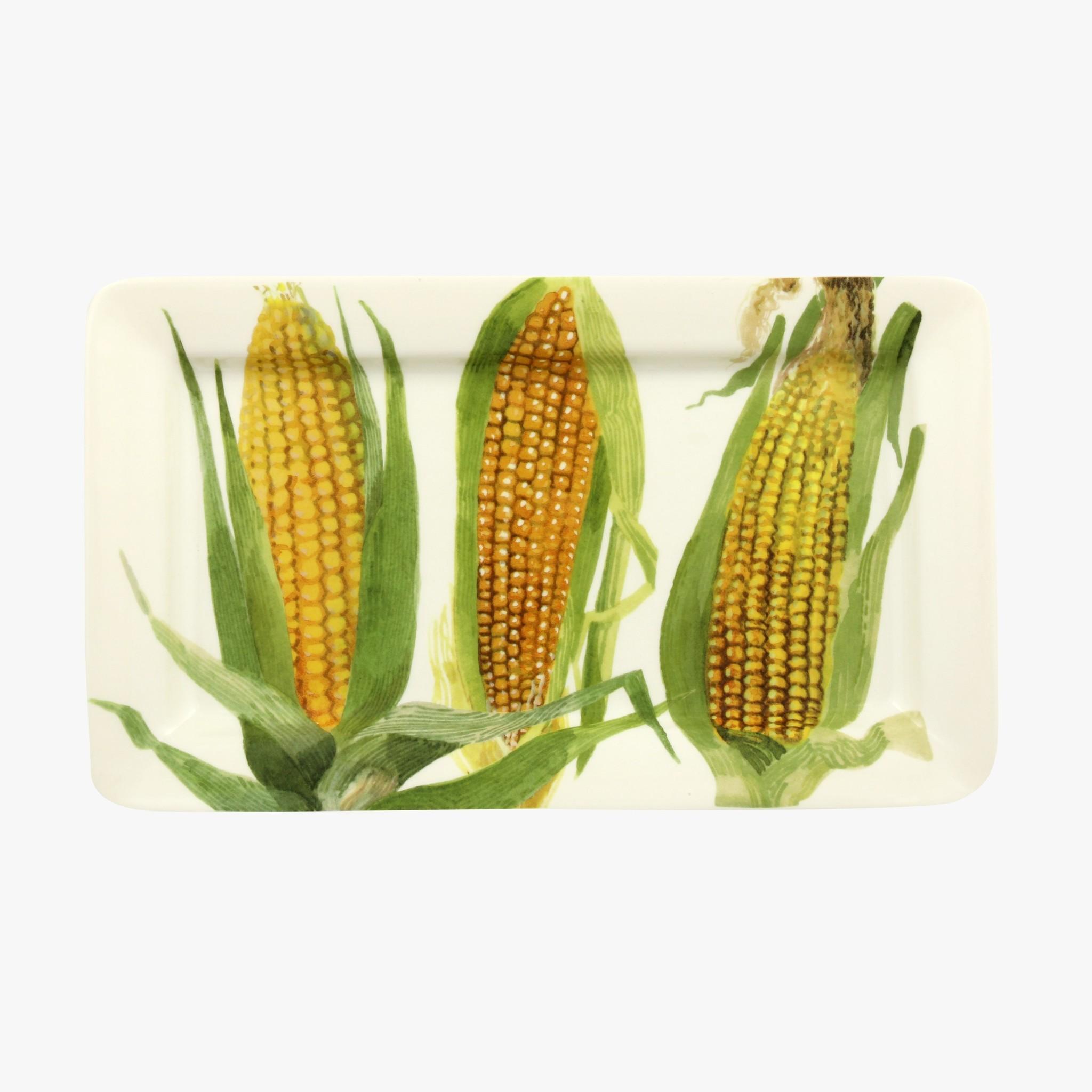 Veg. Garden - Oblong Plate - Med.-1