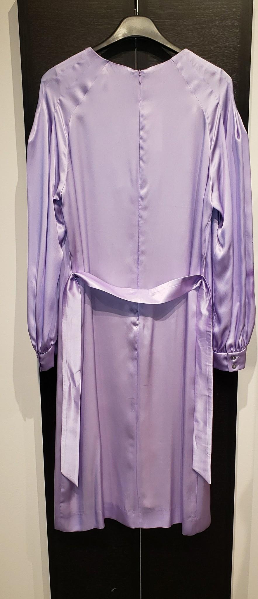 Dress - Lilac - Sz 40-2