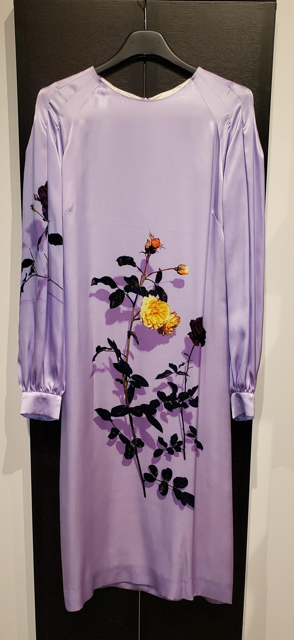 Dress - Lilac - Sz 40-1