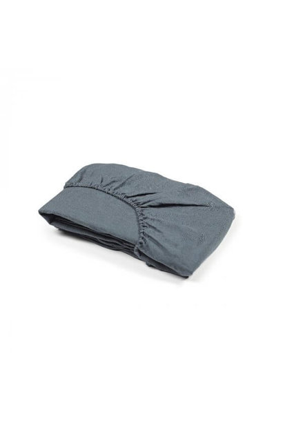Fitted Sheet - Madison - Navy - Queen