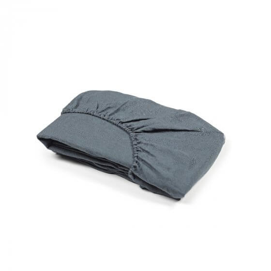 Fitted Sheet - Madison - Navy - King-1
