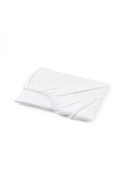 Fitted Sheet - Madison - White - Queen