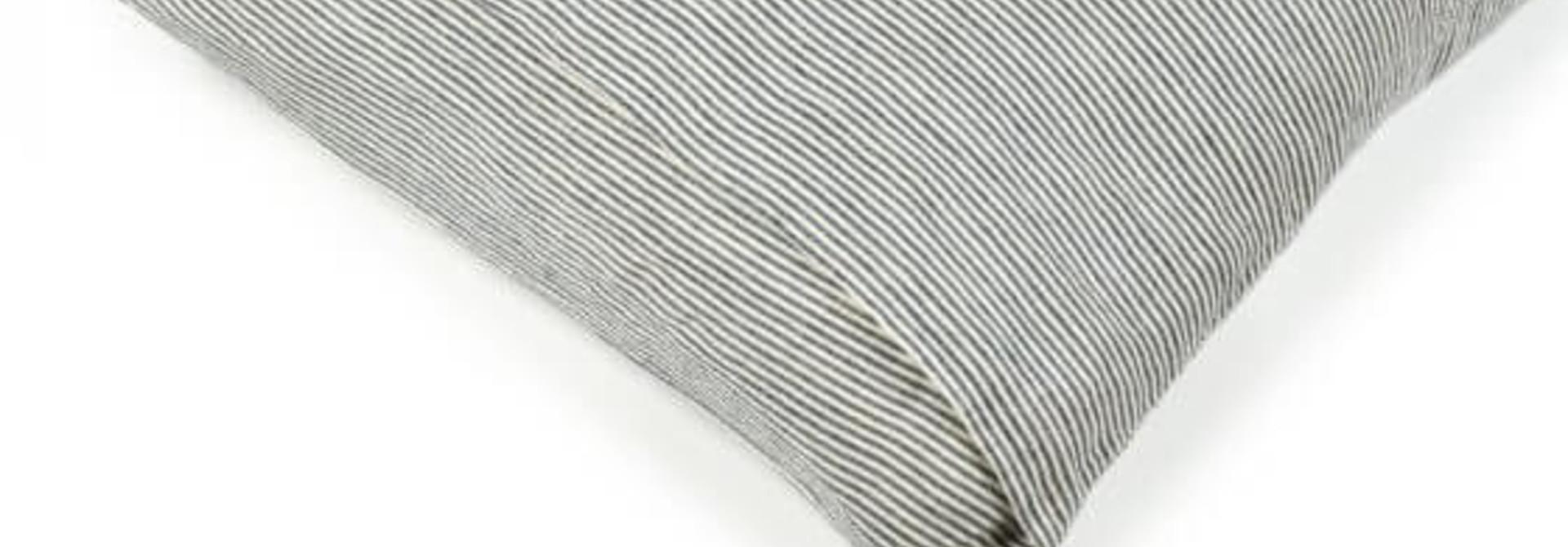 Pillow Sham -  Workshop Stripe -  Queen