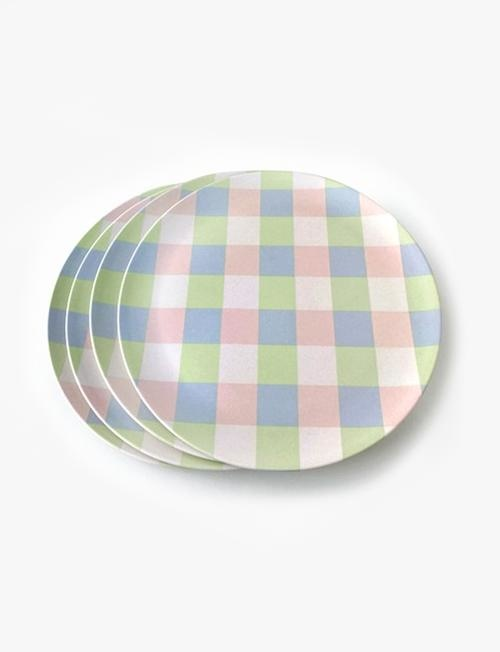 "Plate - Sylvie - 8""-1"